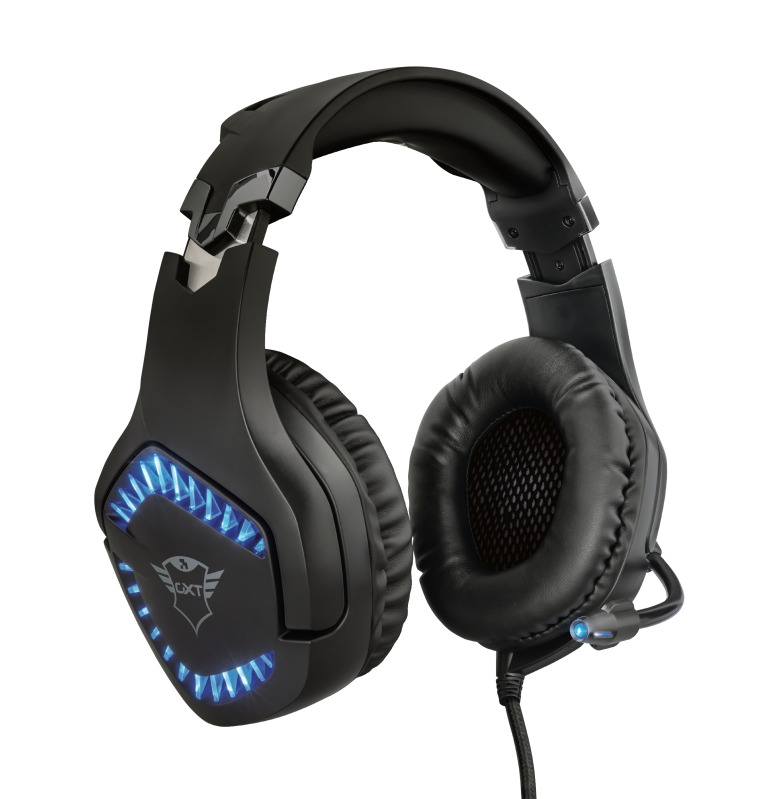 Trust GXT 460 Varzz Gaming Headset Headset