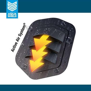 AquaShield loungesethoes L-vorm - 255x255x90xH70 cm - Leen Bakker