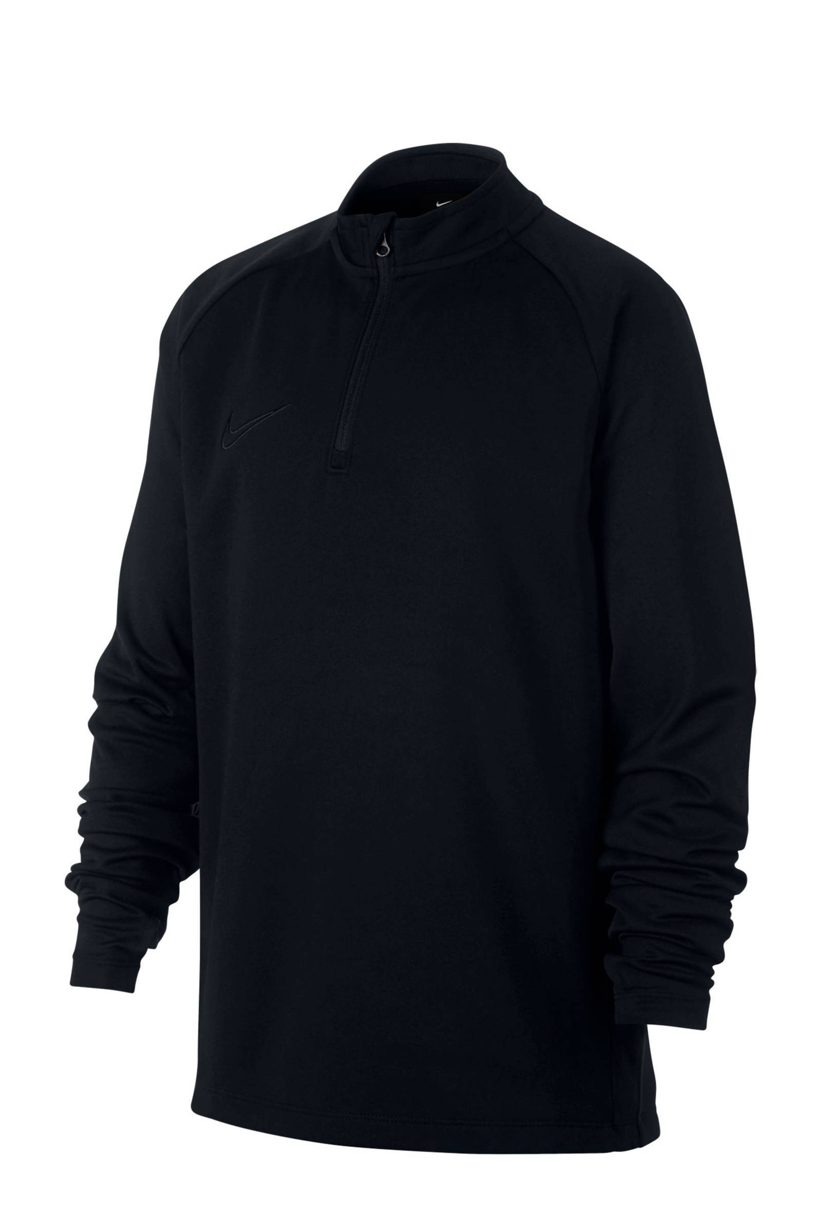 Nike voetbalshirt zwart - maat 158/170