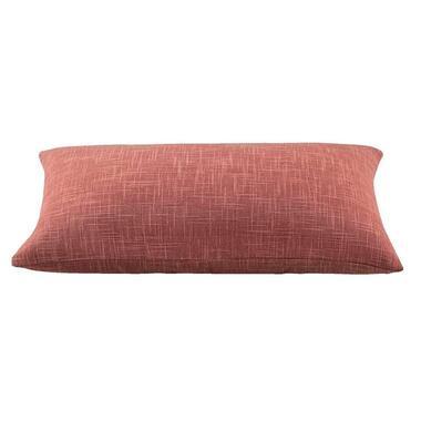 Sierkussen Nice - roze - 30x50 cm - Leen Bakker