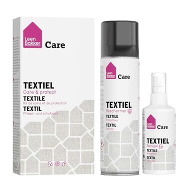 Textiel Care en Protect kit - 250 ml + 100 ml - Leen Bakker