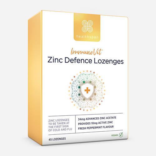 ImmunoVit Zinc Defence Lozenges