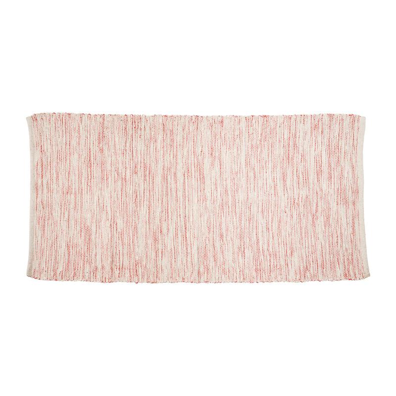 Vloerkleed - naturel/terra - 70x140 cm