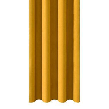 Gordijnstof Susie - geel - Leen Bakker