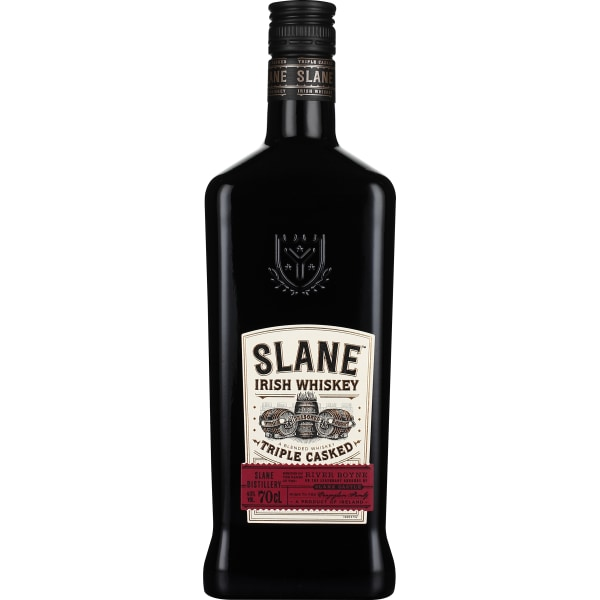 Slane Triple Casked Irish Whiskey 70CL