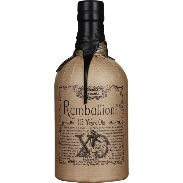 Rumbullion! 15 years XO Rum 50CL