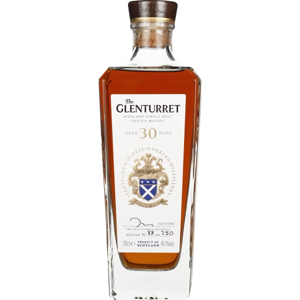 Glenturret 30 years Maiden Release 70CL