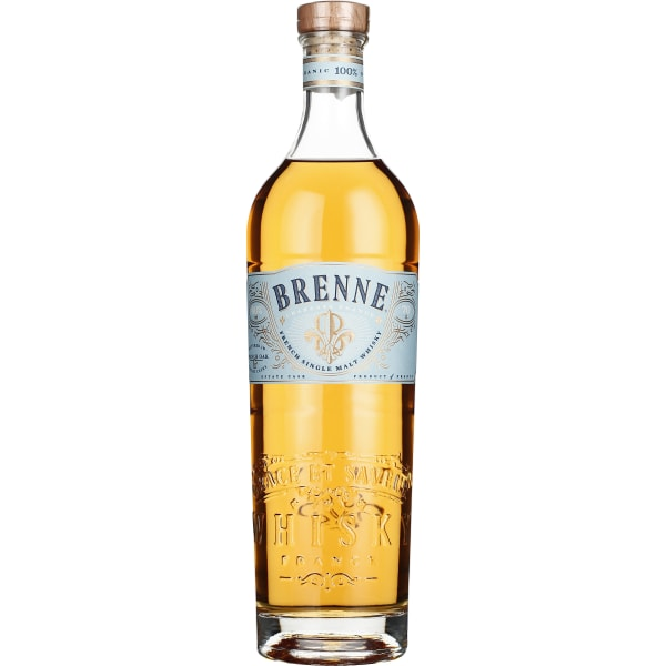 Brenne Organic French Single Malt 70CL
