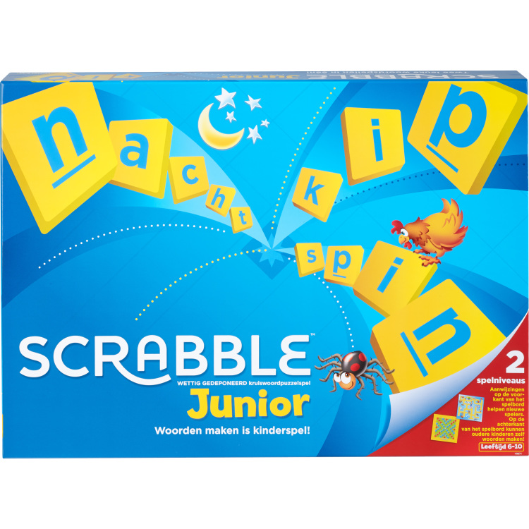 Mattel Scrabble Junior