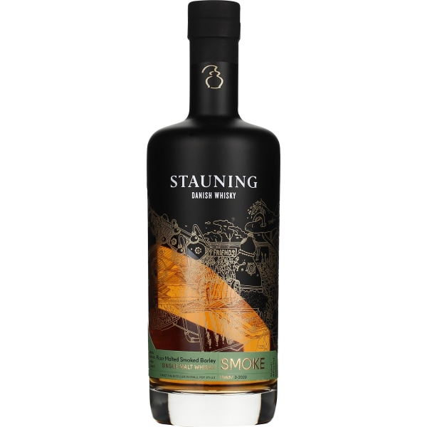 Stauning Smoke Danish Single Malt 70CL