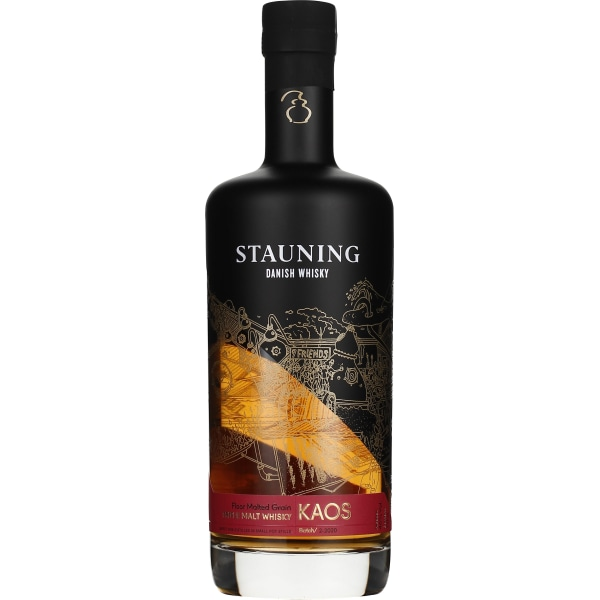 Stauning KAOS Danish Triple Malt 70CL
