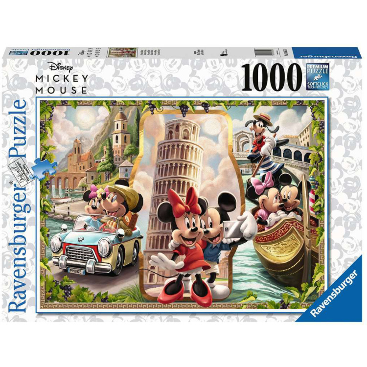 Ravensburger Disney - Mickey Mouse 1000 stukjes