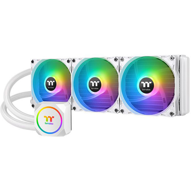 Thermaltake TH360 ARGB Sync Snow Edition waterkoeling