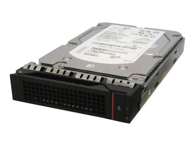 """Vaste schijf - 2 TB - hot-swap (verwisselbaar zonder uitschakelen) - 3.5"""" - SAS 6Gb/s - 7200 tpm - voor ThinkServer RD340 (3.5""""); RD440 (3.5""""); RD540; RD640; SA120 70F0, 70F1; TD340; TS440"""