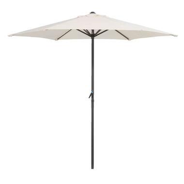 Le Sud parasol Blanca - écru - Ø250 cm - Leen Bakker