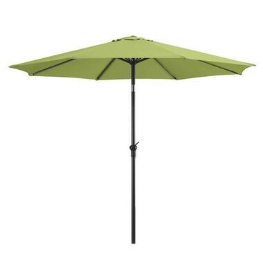 Le Sud parasol Dorado - limegroen - 300 cm - Leen Bakker