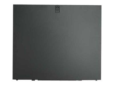 APC - Rekpaneel - zijkant - zwart (pak van 2) - voor PN: SMX1500RM2UCNC, SMX750C, SRT1000RMXLI, SRT1000RMXLI-NC, SRT10RMXLIX806, SRT5KRMXLW-TW
