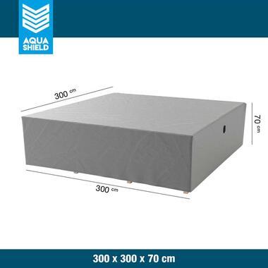 Aquashield loungesethoes - 300x300x70 cm - Leen Bakker