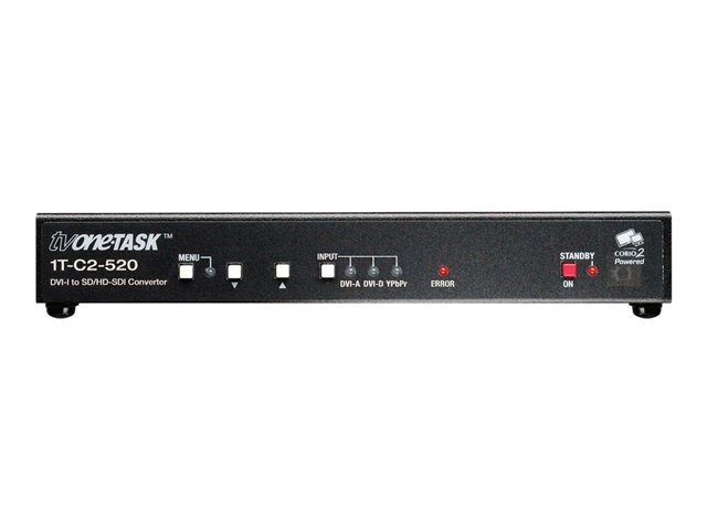 -Task 1T-C2-520 - Videoconverter - DVI, componentvideo, RGB