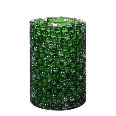 Lucide tafellamp Extravaganza Marbelous - groen - Leen Bakker
