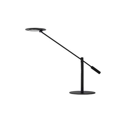 Lucide bureaulamp Anselmo - zwart - Leen Bakker