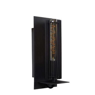 Lucide wandlamp Lionel - zwart - Leen Bakker