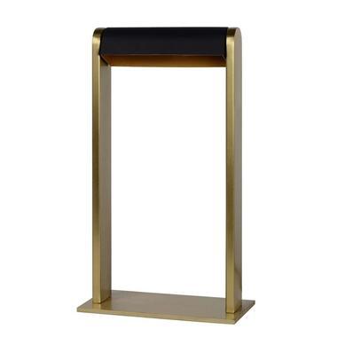 Lucide tafellamp Loras - mat goud - Leen Bakker