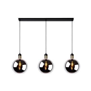 Lucide hanglamp Julius - fumé - Leen Bakker