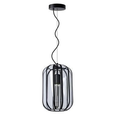 Lucide hanglamp Fern - zwart - Leen Bakker