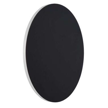 Lucide wandlamp Eklyps LED - zwart - 25 cm - Leen Bakker
