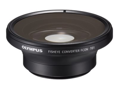 FCON T01 - Converter - voor Stylus Tough TG-2, TG-2 iHS, TG-3, TG-4; Tough TG-1, TG-1 iHS, TG-3, TG-4, TG-5, TG-6