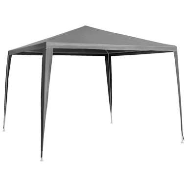Partytent Ambiance - grijs - 300x300x245 cm - Leen Bakker