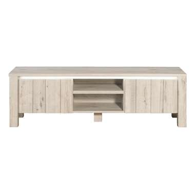 TV-meubel Jens - 52x168x50 cm (incl. verlichting) - Leen Bakker
