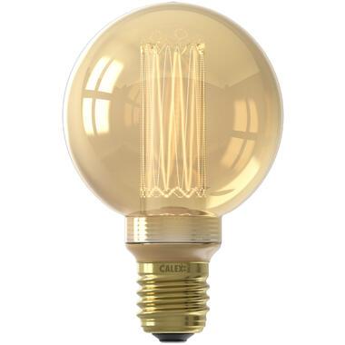 Calex LED globelamp 3,5W E27 - goud - 100 lumen - Leen Bakker