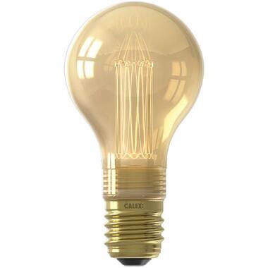Calex LED standaardlamp - goudkleur - 2,3 W - E27 - Leen Bakker