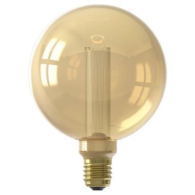 Calex LED globelamp 3,5W E27 - goud - 120 lumen - Leen Bakker