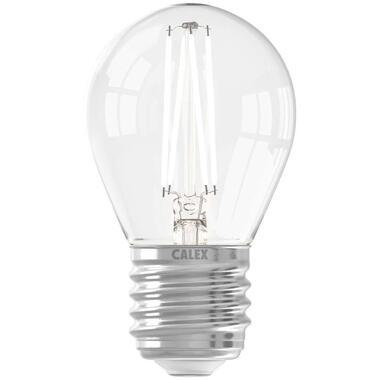 LED FILAMENT KOGELLAMP 240V 3,5W E27 DIMBAAR - Leen Bakker