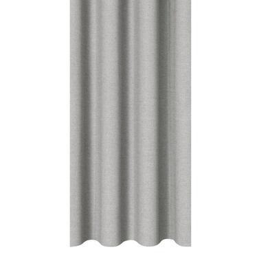 Gordijnstof Julian - betongrijs - Leen Bakker