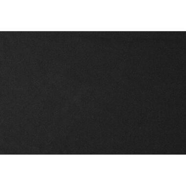 Gordijn Nevada - zwart - 250x140 cm (1 stuk) - Leen Bakker