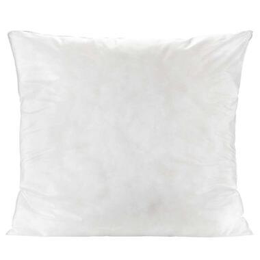 Binnenkussen - wit - 50x50 cm - Leen Bakker