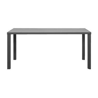 Le Sud tafel Limousin - grijs - 170x90x75 cm - Leen Bakker