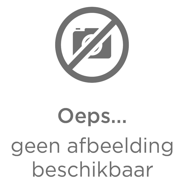 Eetkamertafel Vandel - transparant - 90x140x75 cm - Leen Bakker