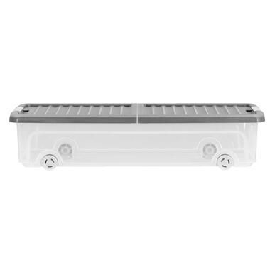 KIS W-Box onderbedbox L 35L - 74x37x16,5 cm - Leen Bakker