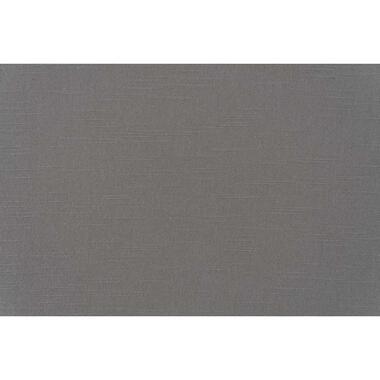 Gordijn Esmee - grijs - 250x140 cm (1 stuk) - Leen Bakker