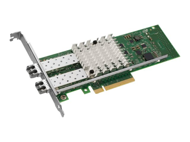 Ethernet Converged Network Adapter X520-SR2 - Netwerkadapter - PCIe 2.0 x8 laag profiel - 10GBase-SR x 2
