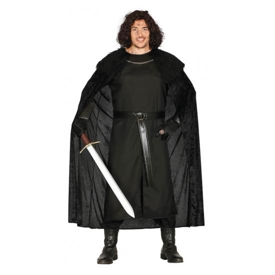 Middeleeuwse ridder verkleed kostuum L/XL -