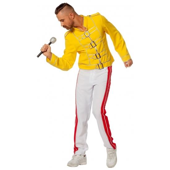 Freddie kostuum voor heren 48 (S) -