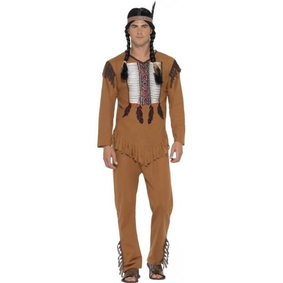 Indianen kostuum Anakin voor heren 56-58 (XL) -