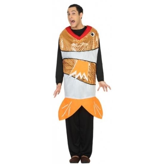 Goudvis kostuum voor heren XL -