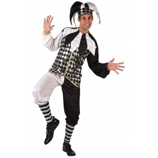 Harlekijn kostuum voor heren 52 (L) -